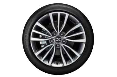 225/45R18 브릿지스톤 올시즌 타이어 & 알로이 휠이미지