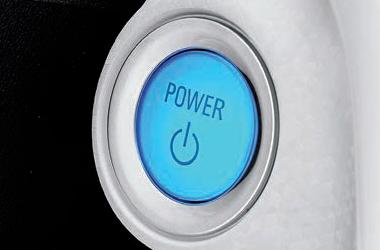 오션블루 스마트 시동 버튼이미지
