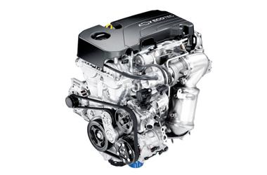 1.4L 터보 가솔린 엔진이미지