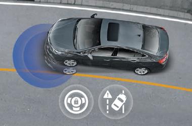 차선 이탈 경고 및 차선 유지 보조 시스템