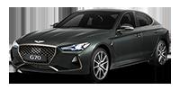제네시스 G70 2020년형 가솔린 터보 3.3 RWD (개별소비세 인하) 스포츠 프레스티지 (A/T)