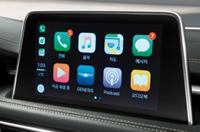 스마트폰 커넥티비티(Apple CarPlay, 미러링크 지원)이미지