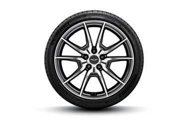 225/40R19(앞) & 255/35R19(뒤) 미쉐린 썸머 타이어 & 휠이미지