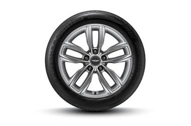 225/50R17 브릿지스톤 타이어 & 휠이미지