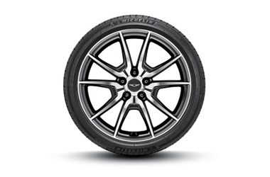 225/40R19(앞) & 255/35R19(뒤) 미쉐린 올시즌 타이어 & 휠