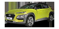 현대 코나 2018년 가솔린 터보 1.6 2WD (고화질 DMB 적용) 모던 팝 (A/T)