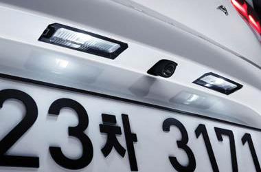 [TUIX] 번호판 램프이미지