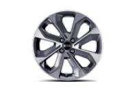 205/55R17 타이어 & 럭셔리 알로이 휠
