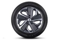 17인치 타이어 & 에어로 다이나믹 휠이미지