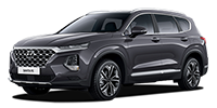현대 싼타페 2019년형 디젤 2.0 2WD (상품성 강화) 익스클루시브 (7인승) (A/T)