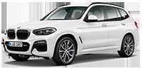 BMW X3 2021년형 가솔린 2.0 플러그인 하이브리드 (개별소비세 3.5% 적용) xDrive30e M Sport Package (A/T)