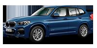 BMW X3 2021년형 디젤 2.0 (개별소비세 3.5% 적용) xDrive20d M Sport Package (A/T)