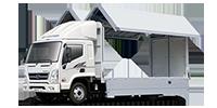 현대 마이티 2019년형 디젤 4.0 (WIDE 6.6 카고/특장차) 광폭 냉동탑차 슈퍼캡 장축고상   골드 (M/T)