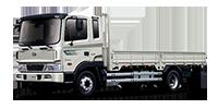 현대 메가트럭 2019년형 디젤 6.3 (5톤 카고) (가격변경) 장축 골드 (M/T)