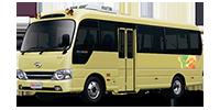 현대 카운티 2019년형 디젤 4.0 (어린이버스) 디럭스 단축 (34인승) (M/T)