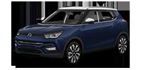 쌍용 티볼리 2019년형 가솔린 1.6 (트림변경) 2WD 기어 플러스Ⅱ (A/T)