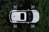 타이어 공기압 자동감지 시스템이미지