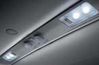 LED 승객석 룸램프이미지