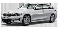 BMW New 3 Series 2021년형 투어링 가솔린 2.0 (개별소비세 3.5% 적용) 320i Touring Luxury Line (A/T)
