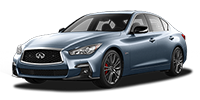 인피니티 Q50 2019년형 가솔린 3.5 하이브리드 Blue Sport Proactive (A/T)