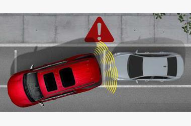 후방 주차 보조 시스템 / 후측방 경고 시스템이미지