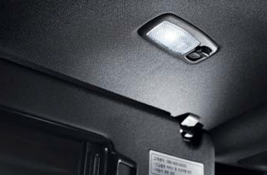 [TUIX] LED 선바이저 램프