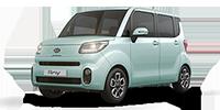 기아 레이 2019년형 가솔린 1.0 럭셔리 (A/T)