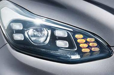 FULL LED 헤드램프 (LED DRL)