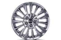 235/45R18 타이어 & 다크 스퍼터링 휠이미지