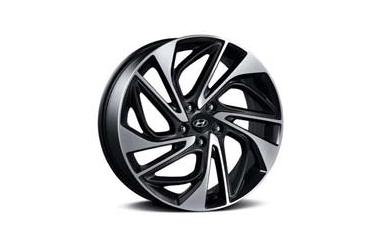 19인치 알로이 휠/타이어
