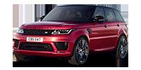 New Ranger Rover Sport