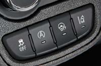 TCS / Stop & Start / 시티모드 / 차선이탈 경고시스템 on/off 버튼이미지