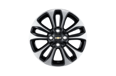 [마이핏] 15인치 블랙 투톤 알로이 휠이미지