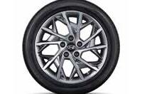225/45R17 타이어 & 17인치 알로이 휠