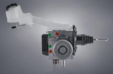 전자 유압식 브레이크 시스템 (Electro-Hydraulic Brake System)이미지