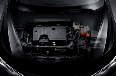 E-Turbo 엔진이미지