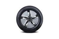 195/65R15 미쉐린 타이어 & 15인치 투톤 에어로 휠 커버이미지