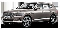 제네시스 GV80 2020년형 가솔린 터보 2.5 (개별소비세 인하) 2WD (5인승) (A/T)