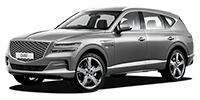 제네시스 GV80 2020년형 가솔린 터보 2.5 (개별소비세 3.5% 적용) AWD (7인승) (A/T)