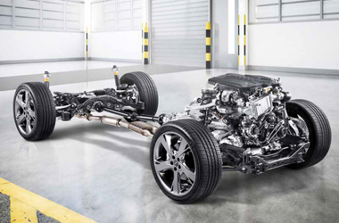 AWD 시스템(전자식 차동제한장치 적용)이미지