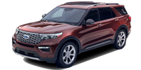 포드 All New Explorer 2020년형 가솔린 2.3 Limited AWD (A/T)