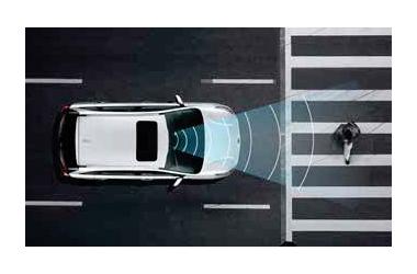 전방 충돌방지 보조 (FCA, 차량/보행자)