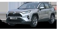 토요타 신형 RAV4 2019년형 가솔린 2.5 하이브리드 2WD (A/T)