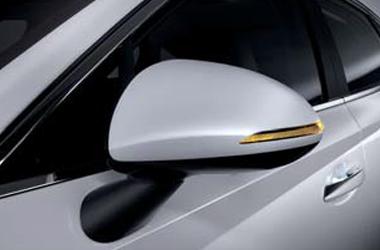 아웃사이드 미러 (LED 리피터, 열선, 전동조절, 전동접이)이미지