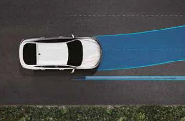 차선이탈 방지 보조시스템 (LKA)이미지