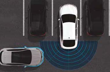 후방 교차 충돌 경보 시스템 (RCTA)이미지