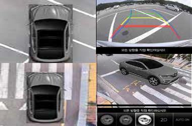 [액세서리] 3D-HD 360° 스카이뷰 카메라 (스마트내비 7인치, 8인치, 9.3인치)이미지
