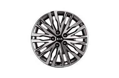 245/45R18 타이어 & 전면가공 알로이 휠이미지