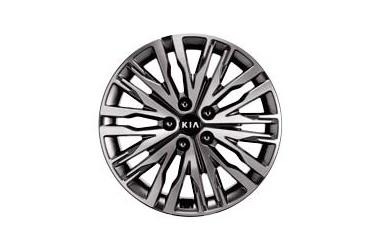 245/45R18 타이어 & 전면가공 알로이 휠