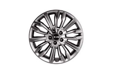 245/40R19 미쉐린 타이어 & 크롬 스퍼터링 휠이미지